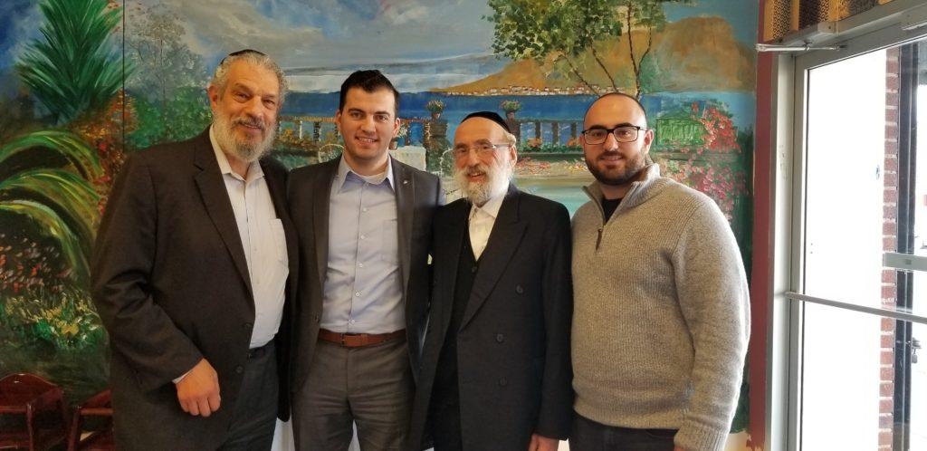 Assembly Candidate Marko Kepi Receives Rabbinical & Civil Endorsement