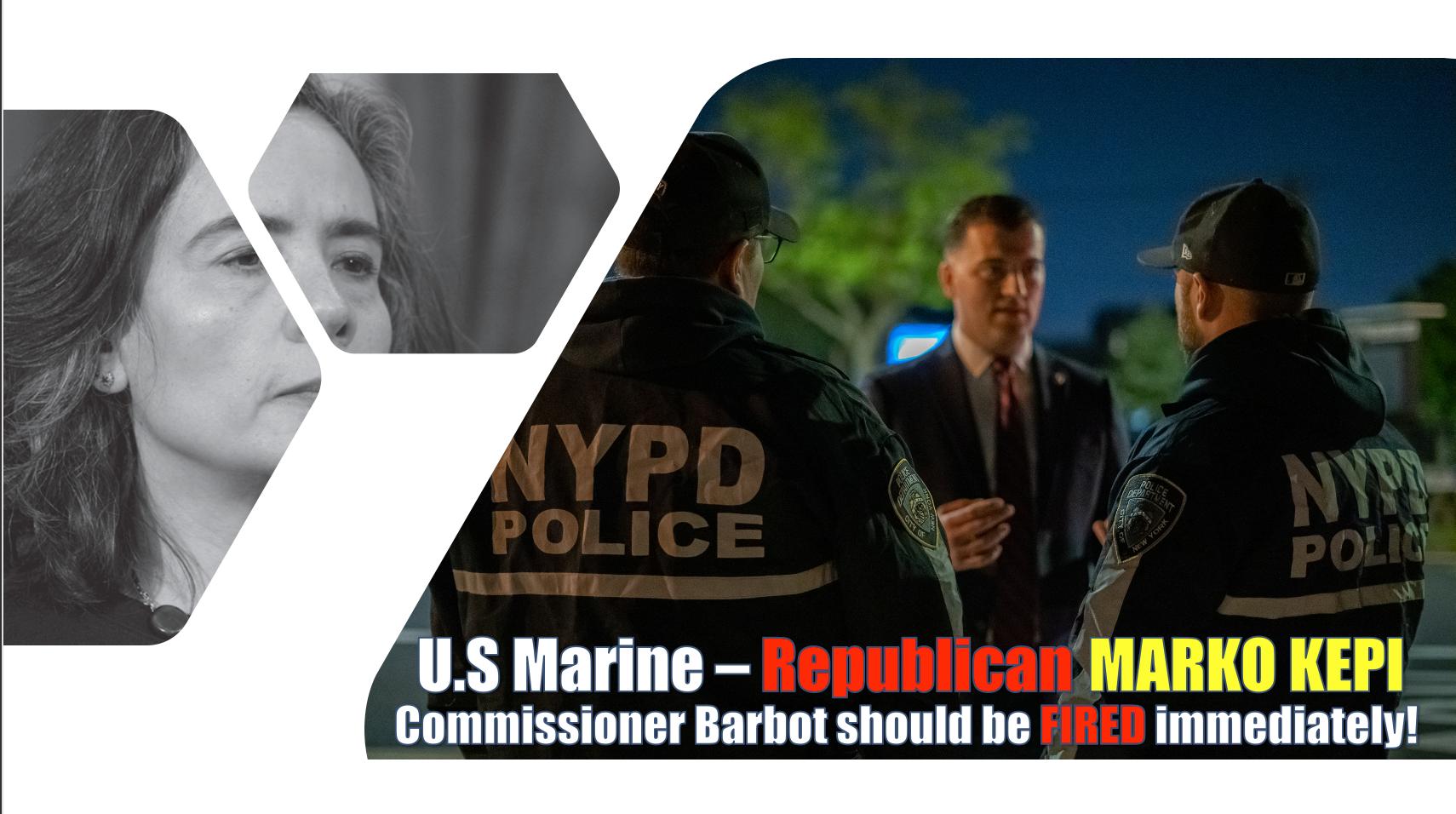 U.S Marine Marko Kepi – FIRE Barbot!